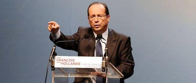 François Hollande refuse de subir les décisions des agences de notation.