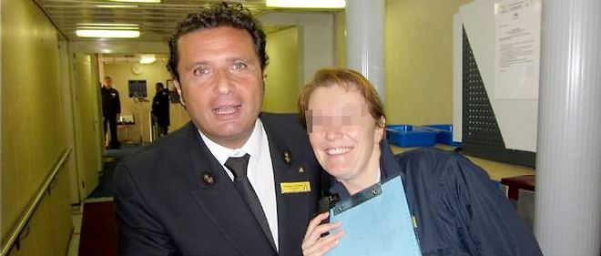 Francesco Schettino était le commandant de bord du Costa Concordia.