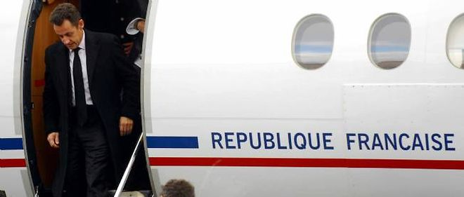 L'arrivée de l'avion présidentiel à Cayenne pourrait être retardée.