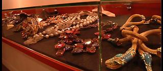 Quelques exemples accessoires réalisés par l'atelier Edgar Hamon. ©Le Point.fr