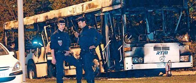 Le 28 octobre 2006, Mama Galledou était grièvement brûlée dans ce bus.