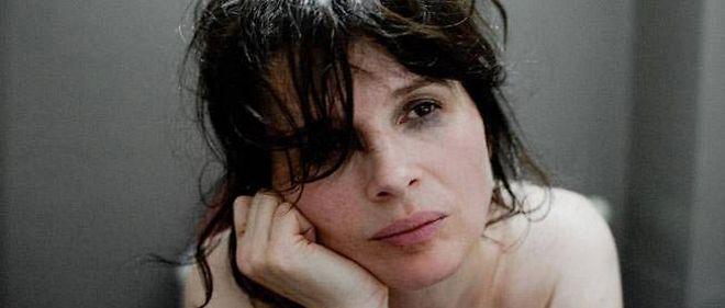"""Juliette Binoche dans """"Elles"""", un film de Magolska Szumowska."""