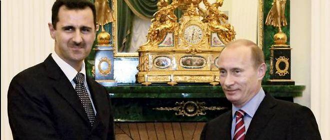 Malgré la mort d'au moins 5 400 Syriens en dix mois, la Russie continue à vendre des armes au régime de Bachar el-Assad.