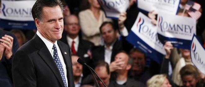 La Floride devrait consacrer Mitt Romney comme le champion des républicains pour affronter Barack Obama en novembre.
