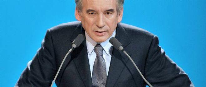 Le candidat du MoDem à la présidentielle, François Bayrou.