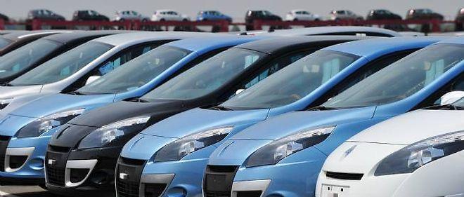 Le marché automobile souffre avec l'arrêt de la prime à la casse.