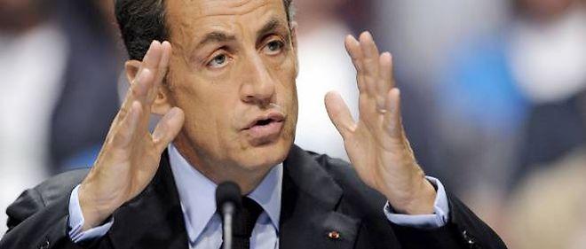 Nicolas Sarkozy a dénoncé le rôle des banques dans la spéculation.