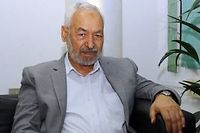 Ils étaient peu à parier sur Rached Ghannouchi, chef du parti islamiste tunisien Ennahda, à son retour d'exil de Londres. ©Fethi Belaid