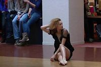 Une danseuse des Prairies de Paris. ©Le Point.fr