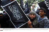Plusieurs incidents impliquant des militants salafistes ont récemment émaillé le quotidien tunisien. ©Hichem Borni