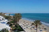 Les plages tunisiennes attendent impatiemment le retour de ses nombreux touristes d'antan. ©DR