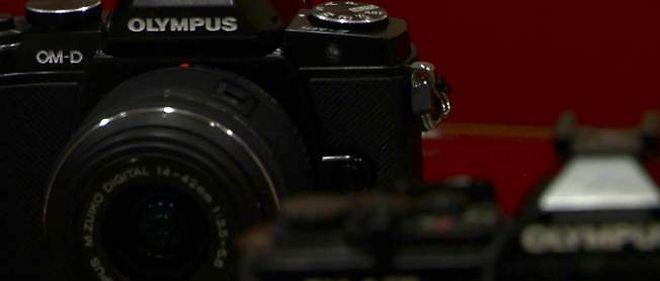 L'Olympus OM-D, appareil rétro par excellence.