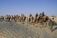 Le tourisme s'est effondré en Tunisie depuis la chute de Ben Ali. ©Eurasia Press