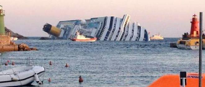 Le navire de croisière ne sera pas enlevé avant l'été 2012.