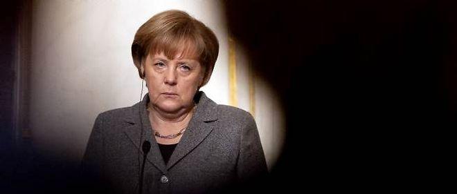 La chancelière allemande veut imposer une discipline budgétaire sans faille à ses partenaires européens.
