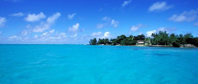 L'Île Maurice, un paradis à portée de main... pour l'ex-patron d'Air France.