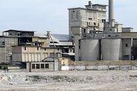 L'ancienne usine Eternit à Casale Monferrato. © Giuseppe Cacace / AFP