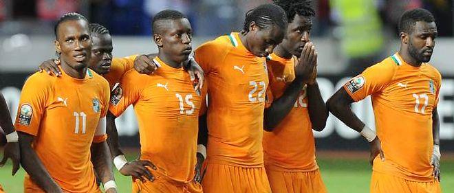 La Côte d'Ivoire a perdu en finale de la CAN face à la Zambie aux tirs au but.