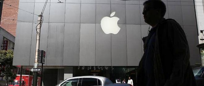 Le titre Apple a atteint un niveau jamais égalé à la Bourse de Wall Street.