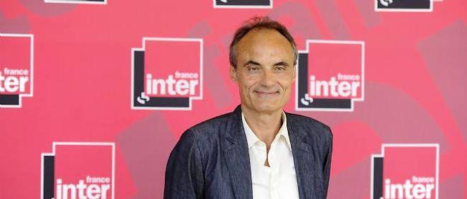 Philippe Val, le directeur de France Inter