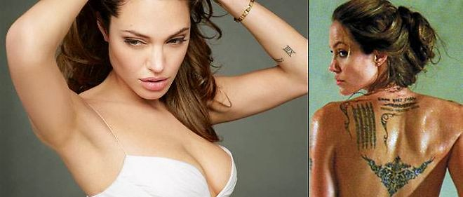 Angelina Jolie Entre Sang Et Miel Le Point