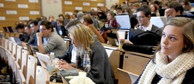 L'EM Strasbourg sélectionne parmi 4700 candidats ©Frederic Maigrot/REA