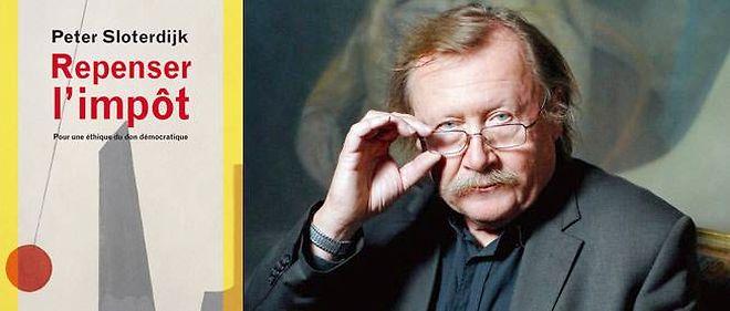 """""""Repenser l'impot"""" de Peter Sloterdijk. Traduit de l'allemand par Olivier Mannoni (editions Libella/Maren Sell)."""