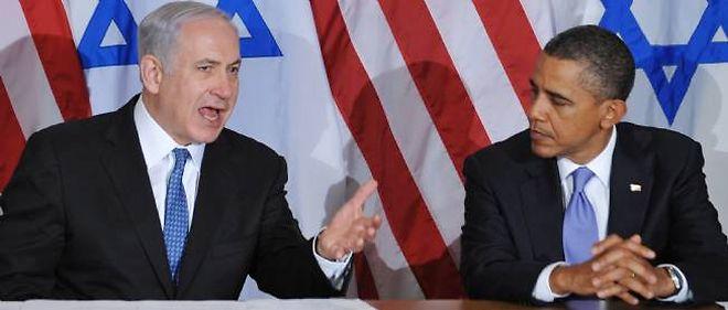 Barack Obama et Benyamin Netanyahou, en septembre, à New York.