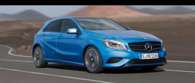 Mercedes Classe A : une chasseuse de BMW