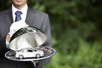 Des véhicules totalement pris en charges par des sociétés de services ©DR