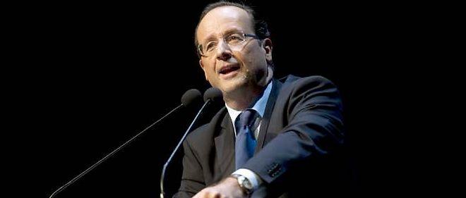 François Hollande a confirmé que son premier déplacement, s'il était élu président de la République, serait à Berlin pour rencontrer la chancelière allemande.