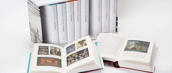 En dix volumes réunis dans un coffret, Spies nous entraîne dans une passionnante visite de l'art moderne et contemporain.