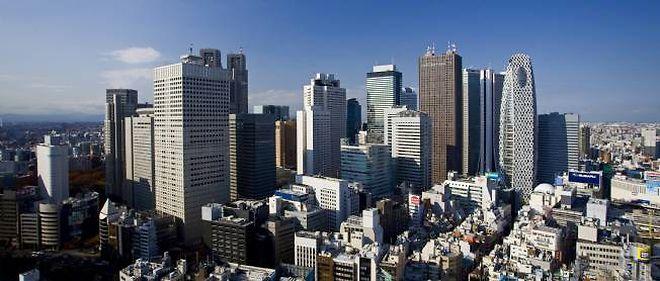 Un séisme de magnitude 6,1 a été ressenti à l'est de Tokyo.