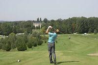 Le golf de la Grange-aux-Ormes, à Marly ©DR