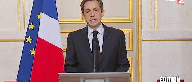 Nicolas Sarkozy a voulu tirer les enseignements des tueries de Toulouse et de Montauban.