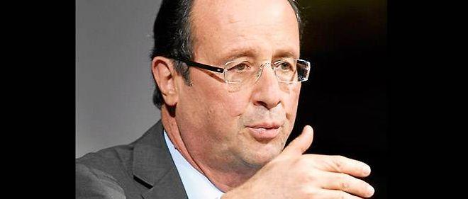 François Hollande propose de revenir au plafonnement Rocard.