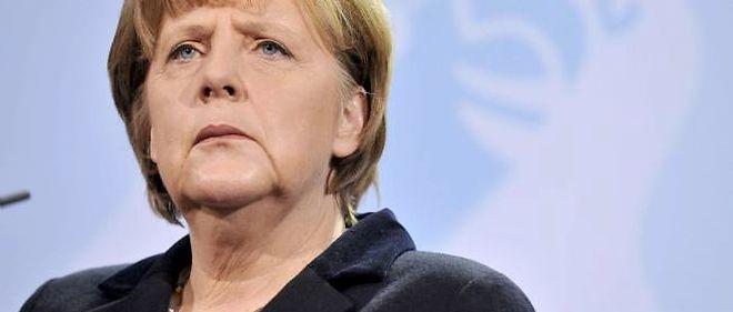Angela Merkel était vue comme l'obstacle principal au renforcement du pare-feu européen.