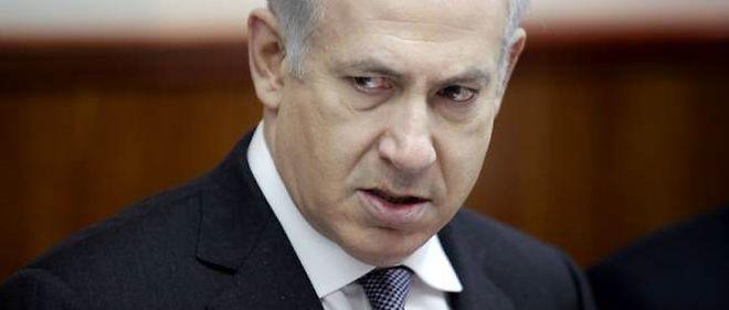 """Benyamin Netanyahou a fustigé """"l'hypocrisie"""" du Conseil des droits de l'homme de l'ONU."""