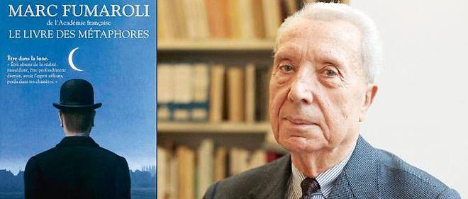 """""""Le livre des métaphores"""" de Marc Fumaroli (éditions Robert Laffont Bouquins)."""