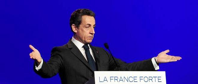 """""""Je pense que nous sommes en phase de reprise économique"""" (Nicolas Sarkozy)."""