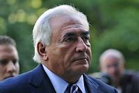 Dominique Strauss-Kahn, l'ancien patron du FMI. ©Charles Mostoller