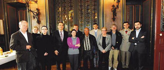 Le Club des ambassadeurs entend promouvoir la ville de Valence
