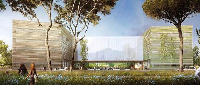 Le futur Pôle Ecotox verra le jour en 2014
