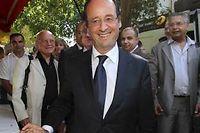François Hollande peut compter sur les anglo-saxons pour soutenir une politique de soutien de la demande en Europe.  ©Karine Villalonga