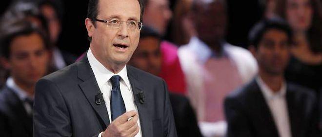 """""""J'aurai à rassembler la gauche, toute la gauche, et même au-delà, pour gagner l'élection présidentielle. Mais il n'y a pas de négociation de partis entre les deux tours d'une élection aussi majeure"""", a affirmé François Hollande."""