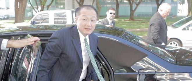 Jim Yong Kim est le nouveau président de la Banque mondiale.