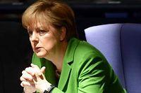 Angela Merkel. ©Maurizio Gambarini