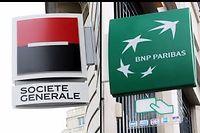 Les banques européennes ont encore besoin de se recapitaliser sous peine de voir le crédit aux entreprises s'effondrer. ©Michel Gangne