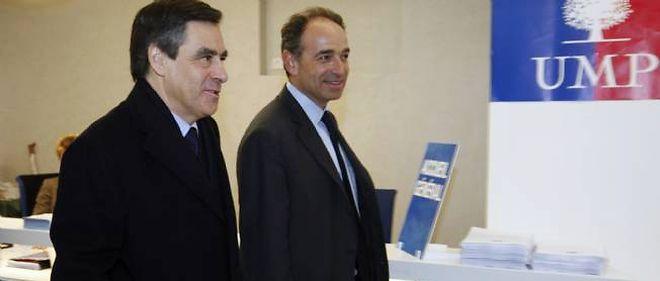 En cas de défaite de Nicolas Sarkozy le 6 mai, François Fillon et Jean-François Copé pourraient se livrer une lutte féroce pour la tête de l'UMP.