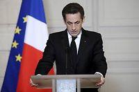 Nicolas Sarkozy ©Lionel Bonaventure